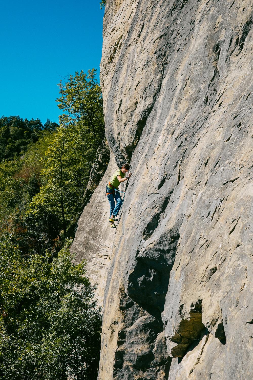 Simone Enei - Climbing 4