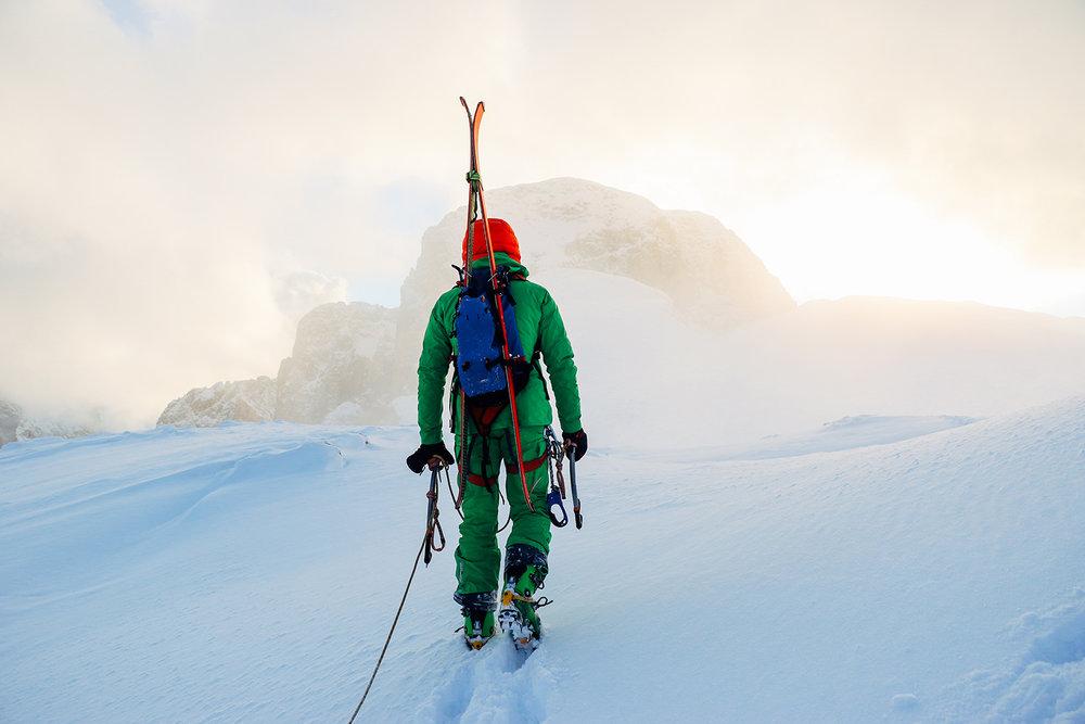 Simone Enei - Mountaineering 4