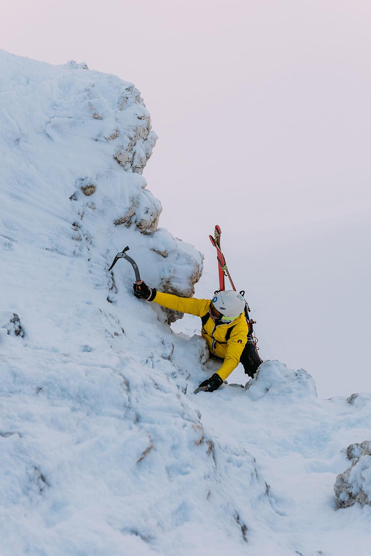 Simone Enei - Mountaineering 1
