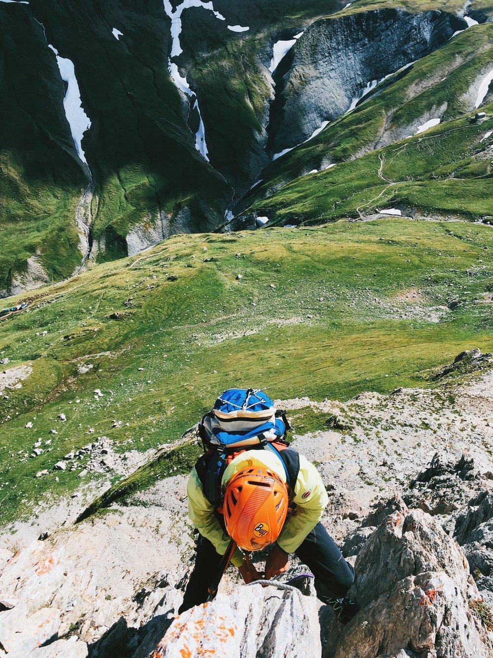 Simone Enei - Climbing 6