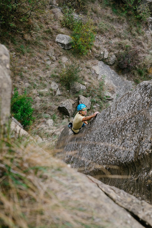 Simone Enei - Climbing 8