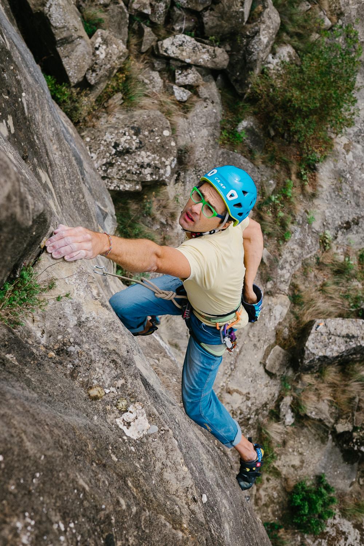 Simone Enei - Climbing 9
