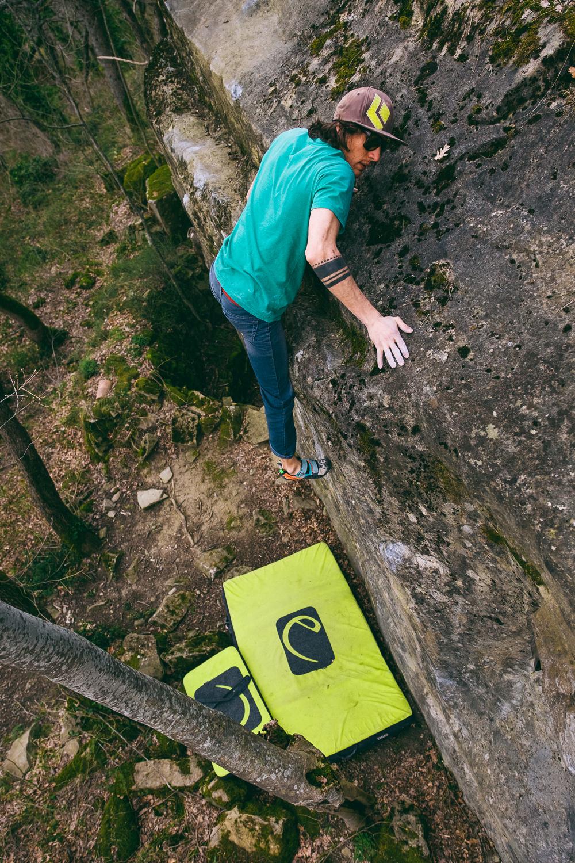 Simone Enei - Climbing 11