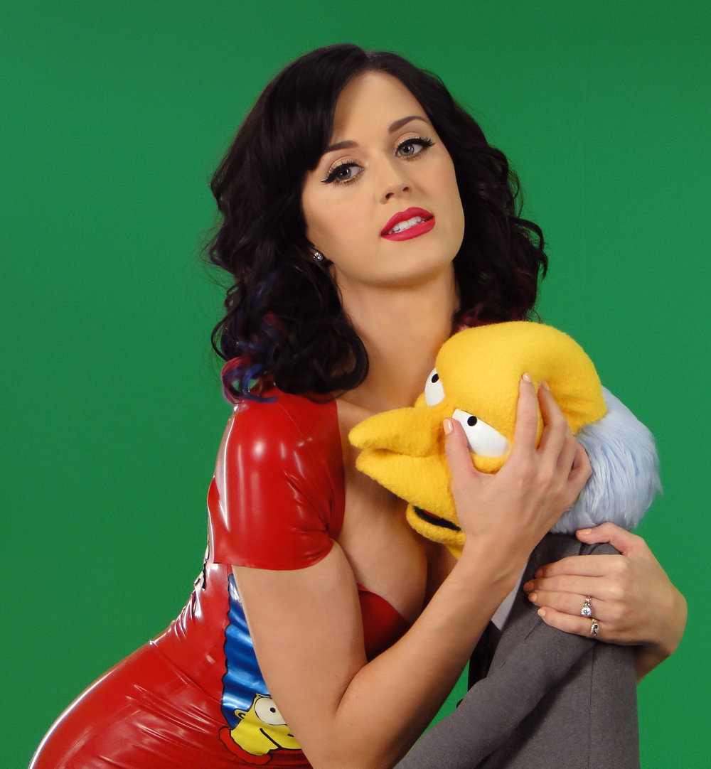 Katy Perry and Mr. Burns.JPG