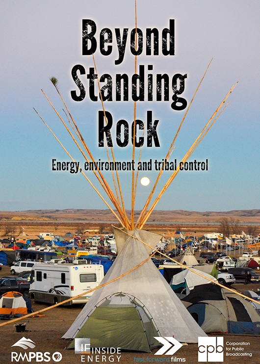 Beyond Standing Rock: energy, environment and tribal control - 2017, USA, 71 min + 57 min version, in EnglishBeyond Standing Rock investigates the controversy behind the Dakota Access pipeline and the collision of forces that inspired broad protests. Even as the Trump administration reverses President Obama's decision to halt the pipeline's construction, the Standing Rock Sioux tribe's struggle for control over their treaty lands is far from over. The documentary shines a spotlight on tribal sovereignty issues and a 170 year-long conflict with the US government over independence and control of resources.
