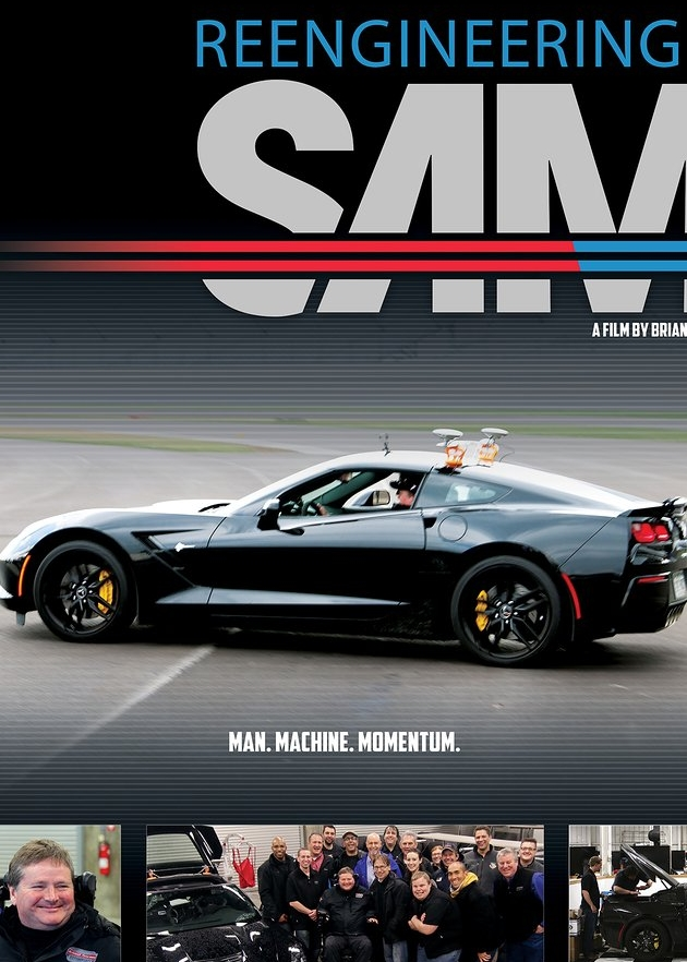 "Reengineering SAM - 2016, USA, 82 min, in EnglishSam Schmidt was living out his boyhood dream as an IndyCar racer and earning the title of IndyCar ""Rookie of the Year"". His dream came to an abrupt end when he crashed into a wall at 200 miles per hour, leaving him a quadriplegic. Sam's accident rendered him physically helpless, unable to scratch an itch much less drive again, until a dedicated group of bright engineers stepped up to build him a car that he could drive using only his head. Reengineering SAM chronicles Sam's personal life and business ventures (he has 15 businesses), his road back to the Indianapolis Motor Speedway, and groundbreaking adaptive technologies that hold promise of a level of independence for anyone confined to a wheelchair."