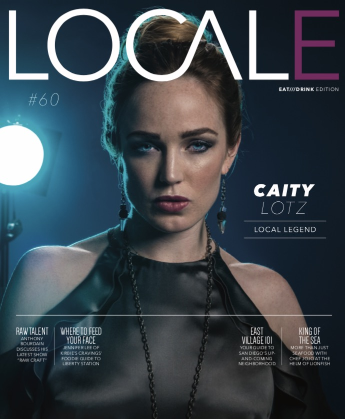 Lisa Leedy Locale March Cover