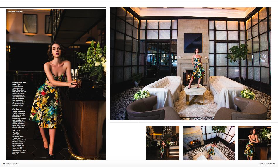 Lisa Leedy- Locale Magazine- Adelaide Kane
