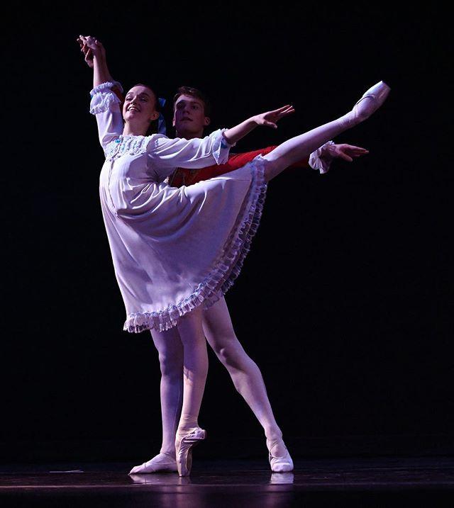 day #1 of nutty😁 #nutcracker #ballet #ballerina #clara #sophiabovet #southlandballetacademy #picoftheday #worldwideballet #pointeshoes