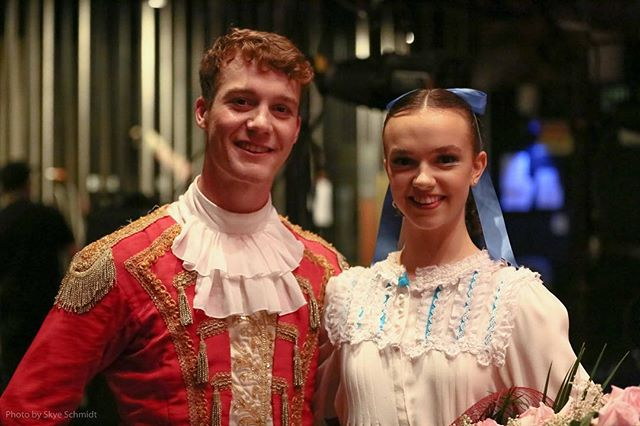 23 shows ✔️ Getting to perform Clara in @festivalballettheatre nutcracker was an amazing opportunity that I will forever be grateful for. Thank you @josephhetz for being such an amazing prince. I had a great time dancing with you.  A huge thanks to #salwarizkalla for believing in me and giving me this opportunity.❤️ #nutcracker2018 #ballet #ballerina #sophiabovet #picoftheday #southlandballetacademy #festivalballettheatre #lifeoftheballerina #worldwideballet