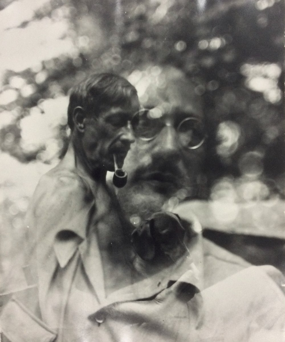 Mark Rothko and Wallace Putnam