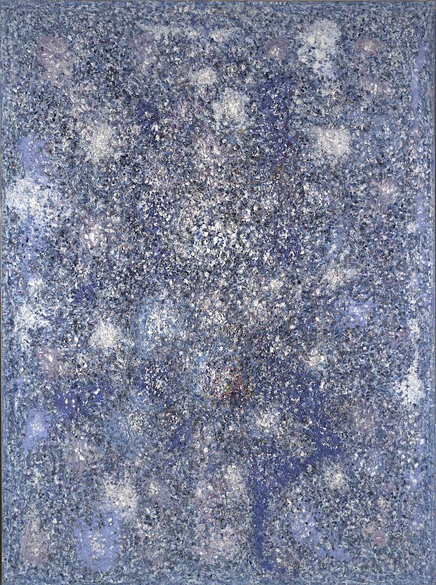 Blue Presence, # 1