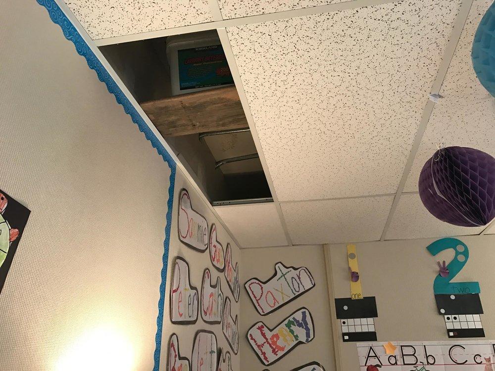 Muldown Ceiling