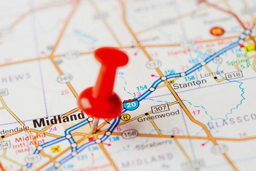 Midland, TX -