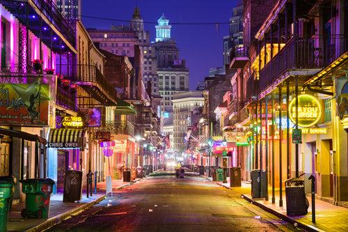 New Orleans, LA -