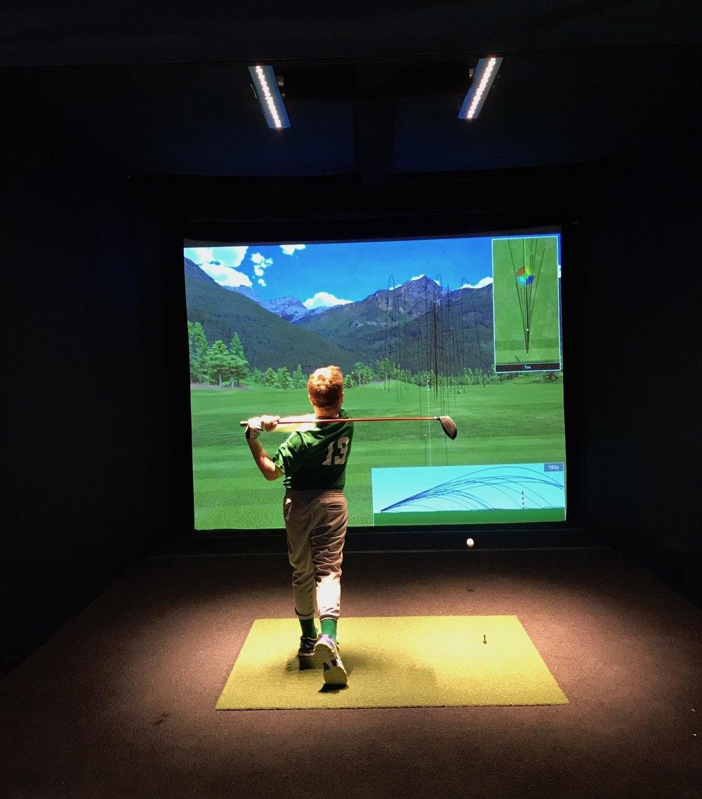 Junior Golf Lesson