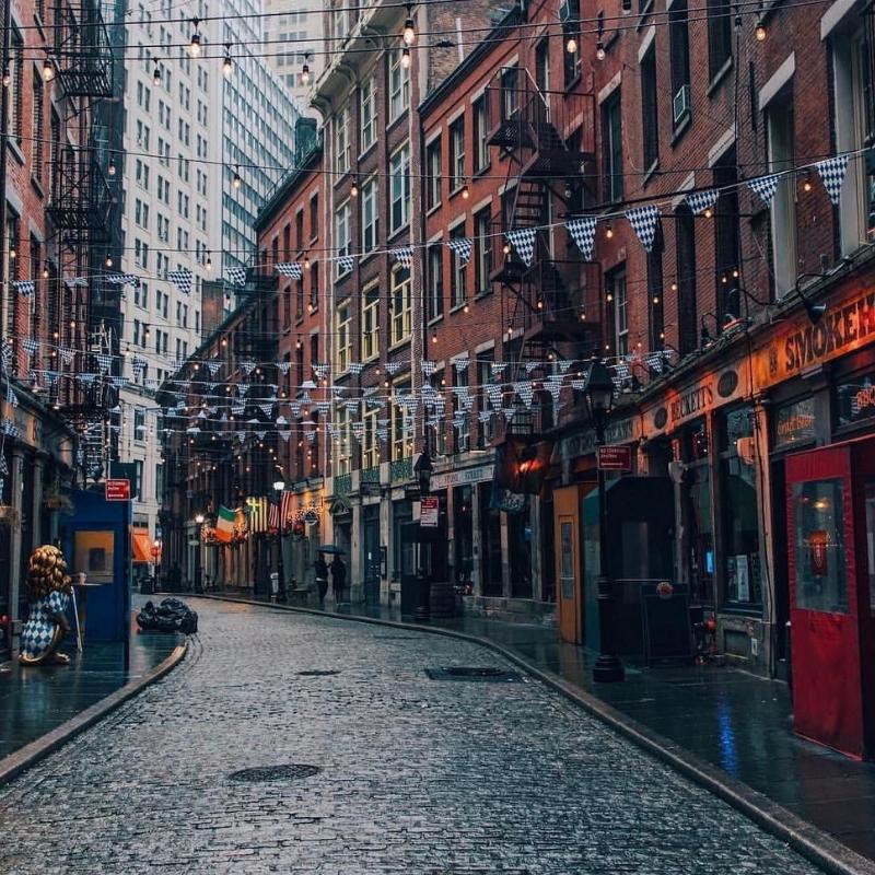 STONE STREET -