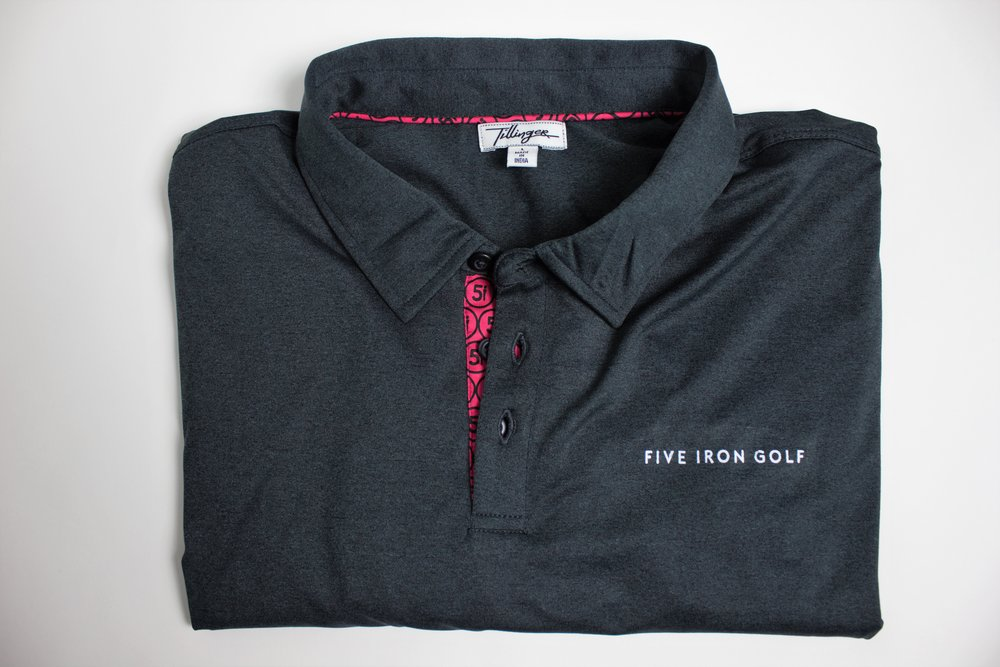 5i X Tillinger Polo Limited Edition Five Iron Golf