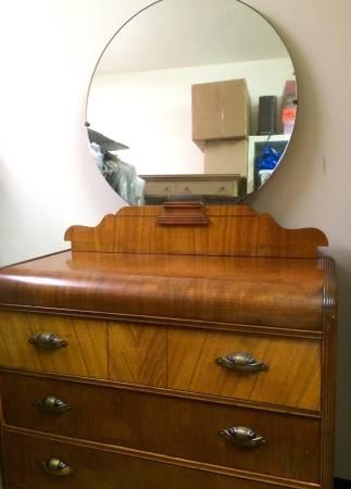 Art Deco Dresser - $150