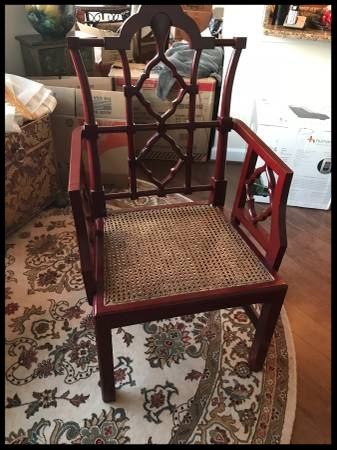 Accent Chair - $60