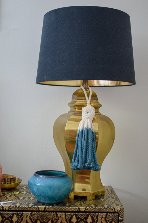 How to Use Vintage Lamps in Your Decor