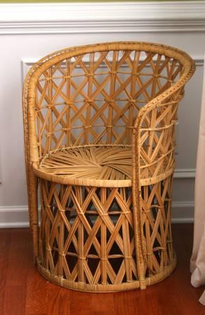 Vintage Chair - $155