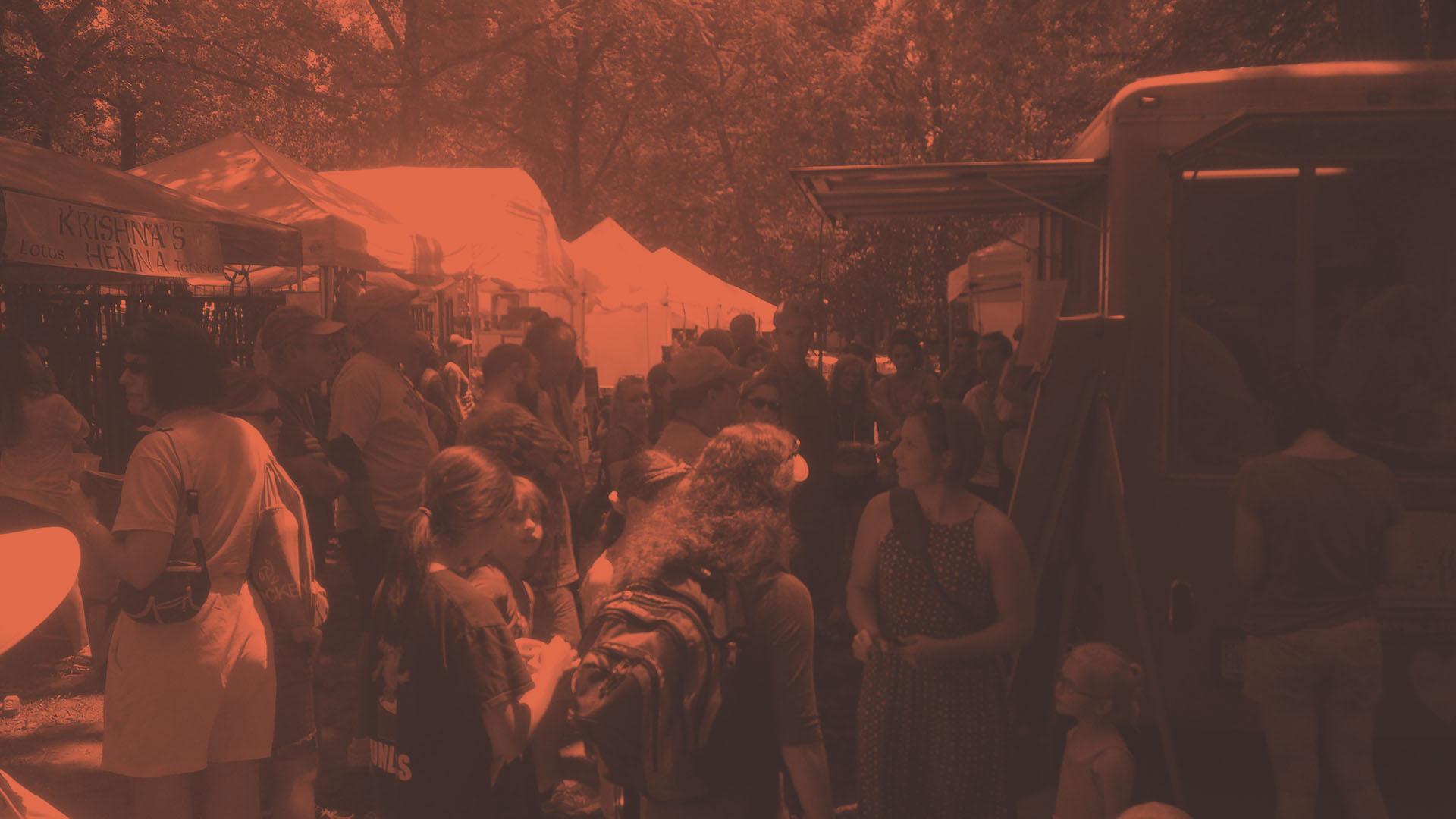 Become a Food Vendor — Festival for the Eno