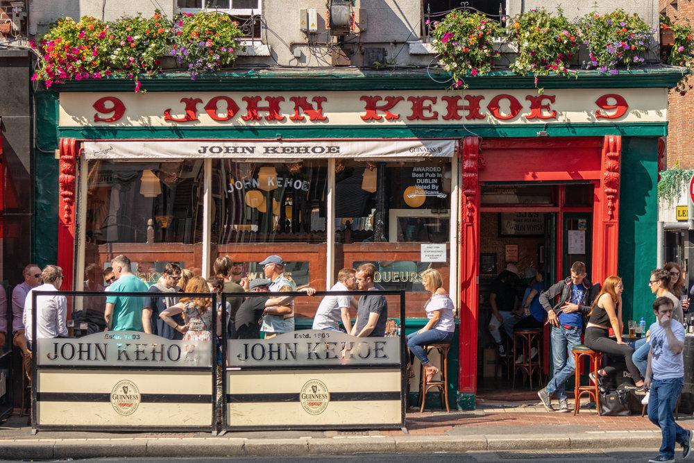 John Kehoe's