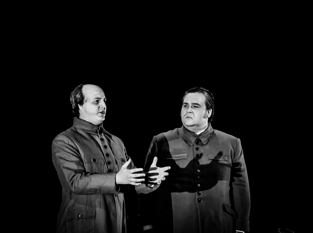 Nixon in China - Santa Fe Opera - Photo by Bobby Gutierrez