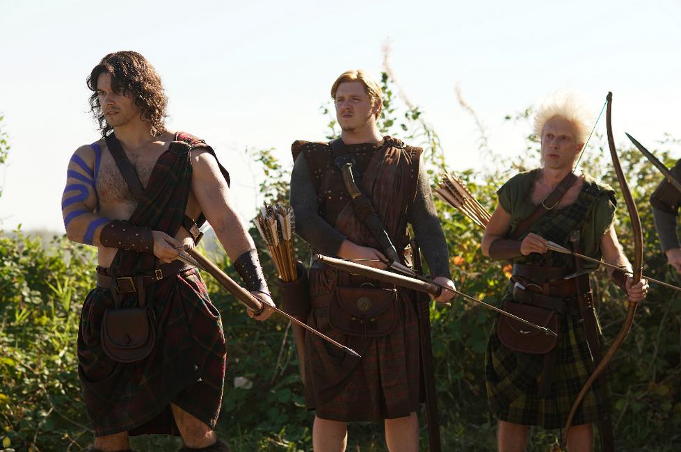 Clansmen - Kilts