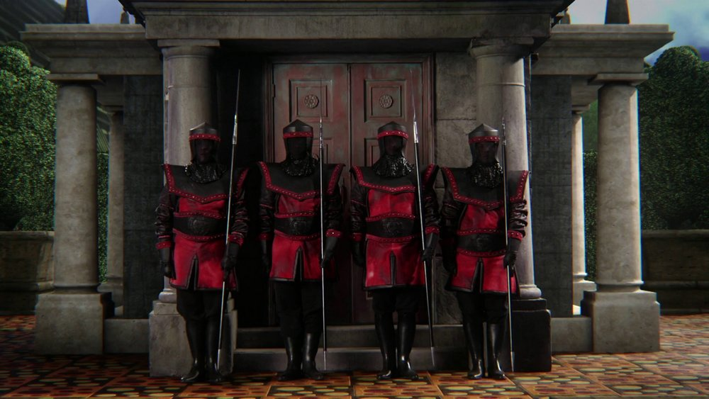 Guards - Tabards
