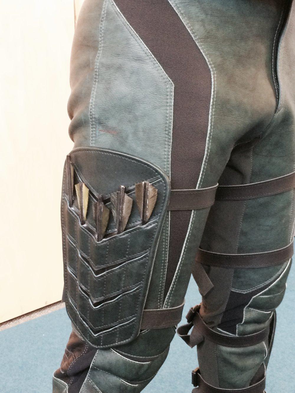 Arrow - Leg Quiver