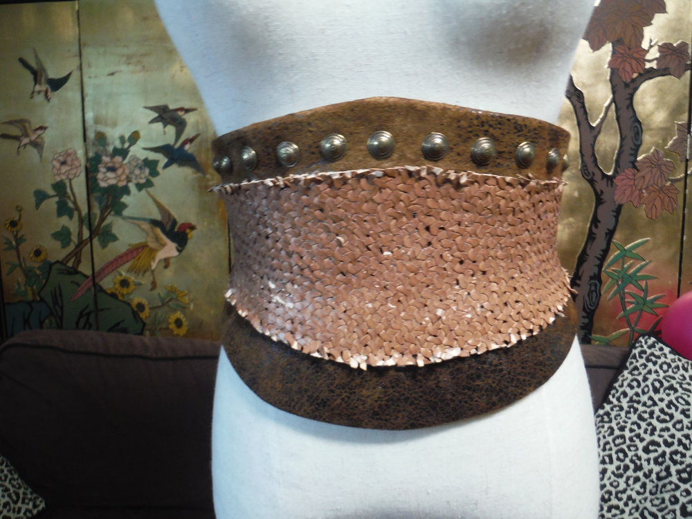 Oracle - Leather Belt
