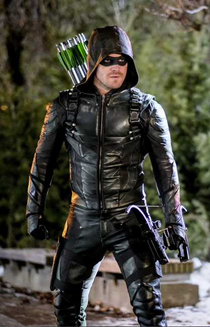 Arrow - Harness/Quiver/Holster