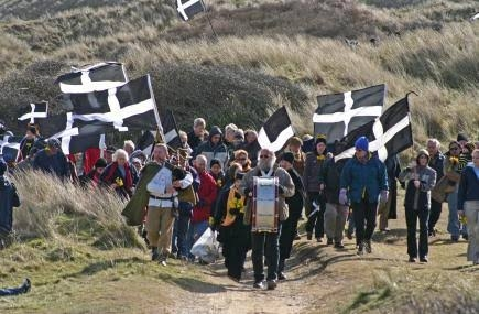 St Piran's Day (photo: Visit Cornwall)