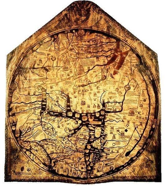 The Kappa Mundi (photo: Wikimedia Commons)