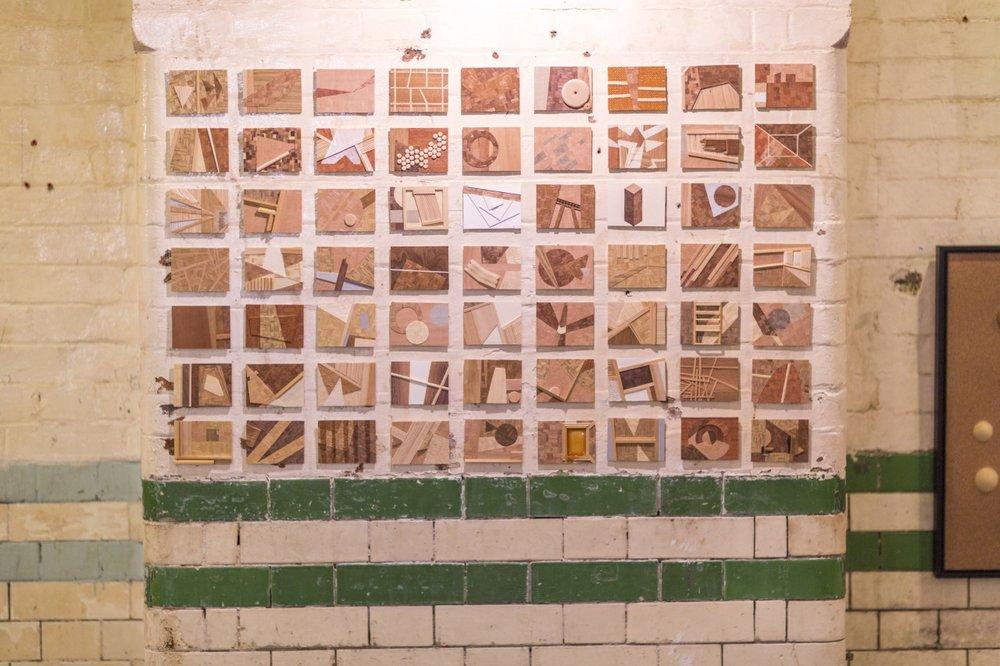 Series 63 (2013) - Exhibition View