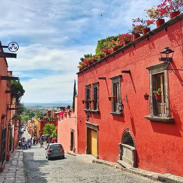 We are missing you San Miguel de Allende! Another beautiful shot by @abigail_foto