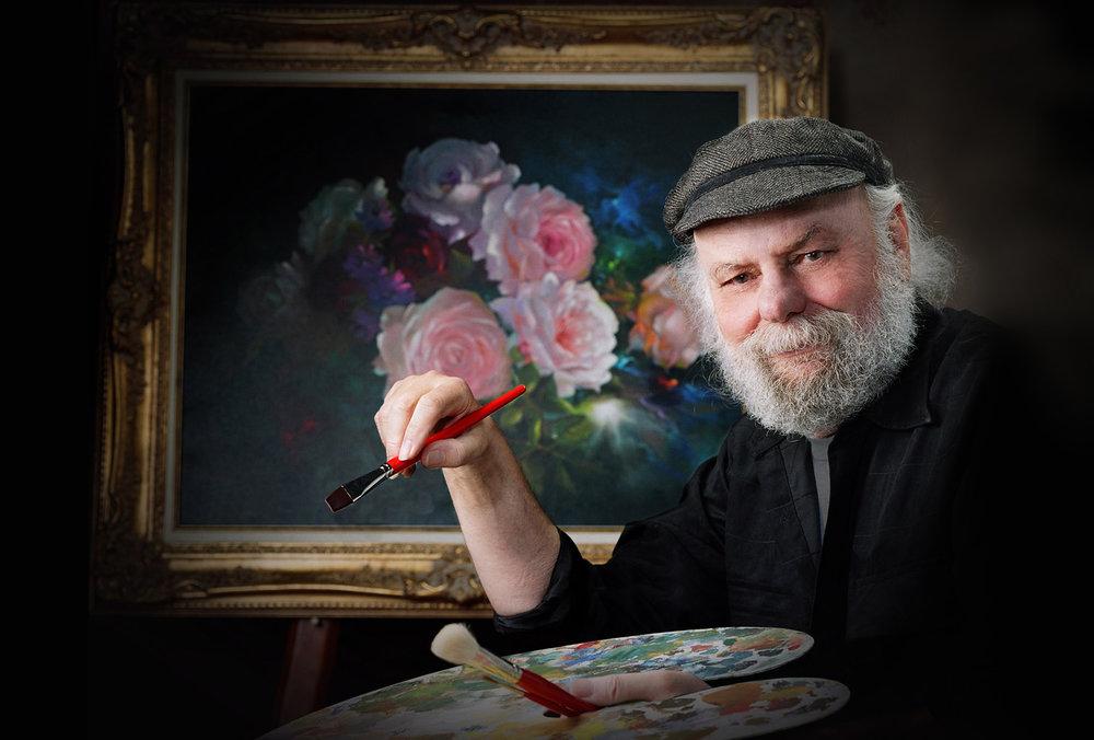 Gary Jenkins - Artist, Teacher, TV Host