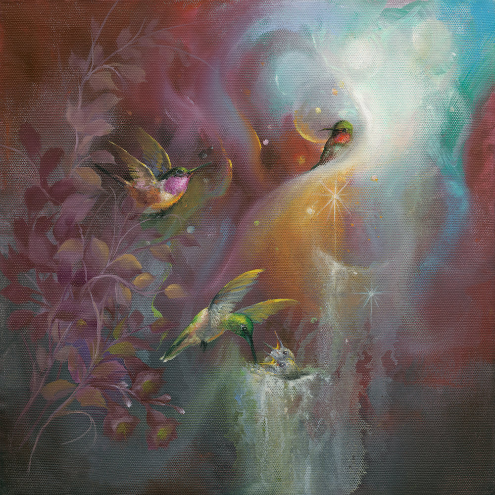 ''Humming Bird Heaven'' - '