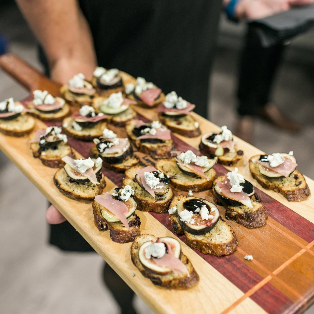 Saltwater Catering - Food CatererSocial Media Management and Content Creation.