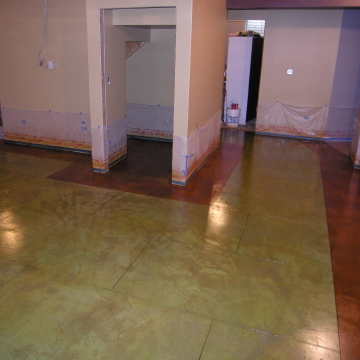 Precin Residence Game Room -