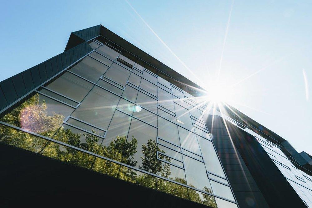 Zero Energy Green Building