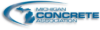 Michigan Concrete Association (MCA) Logo