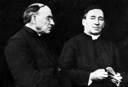 Maryknoll was founded by Father Thomas Frederick Price and Father James Anthony Walsh in 1911 in Ossining, New York, to establish a seminary for foreign missionaries.