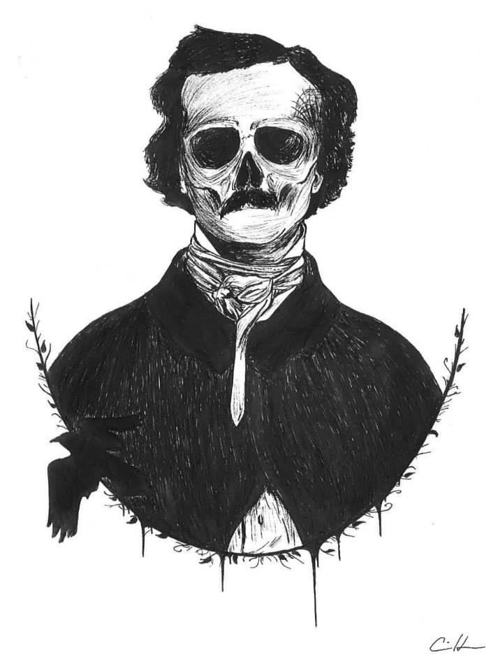 Deadgar Allan Poe