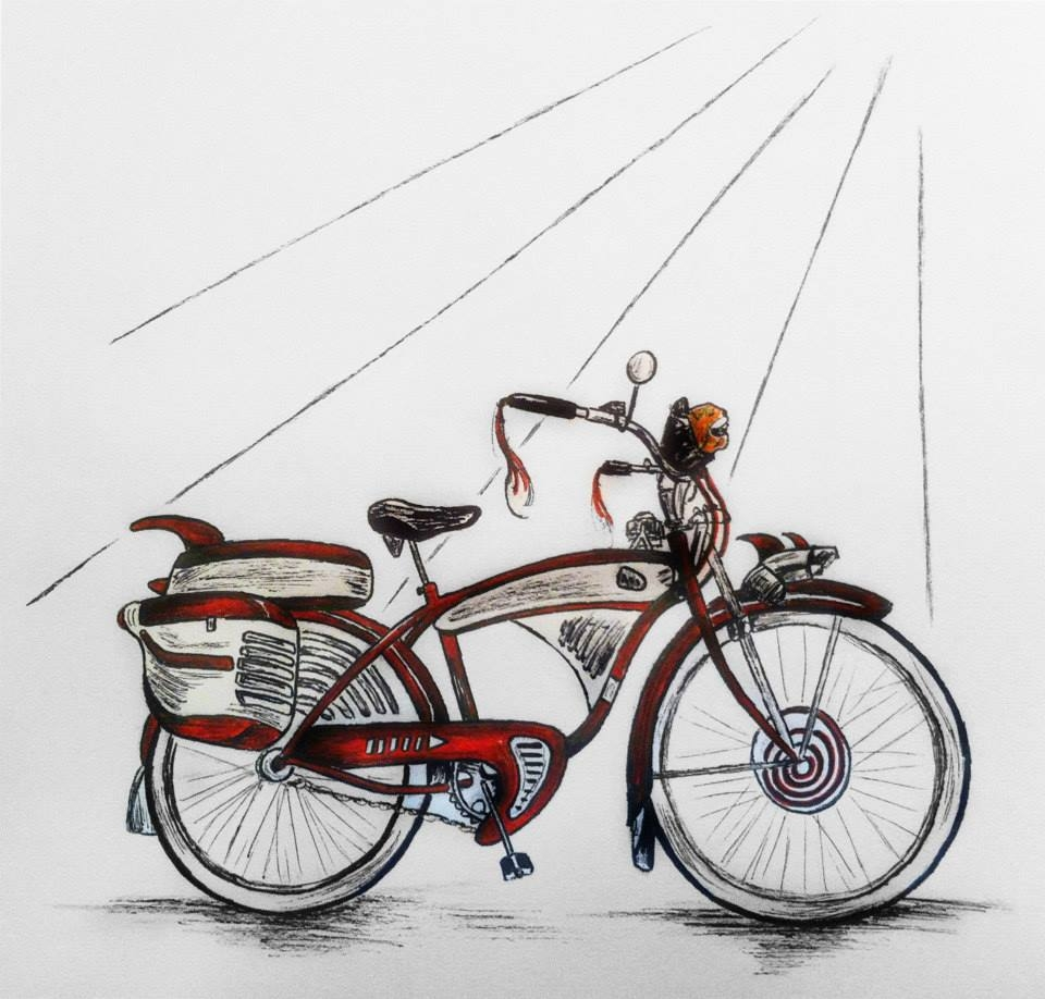 Pee-Wee's Bicycle