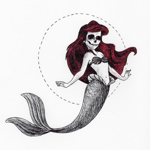 Ariel (Commission)