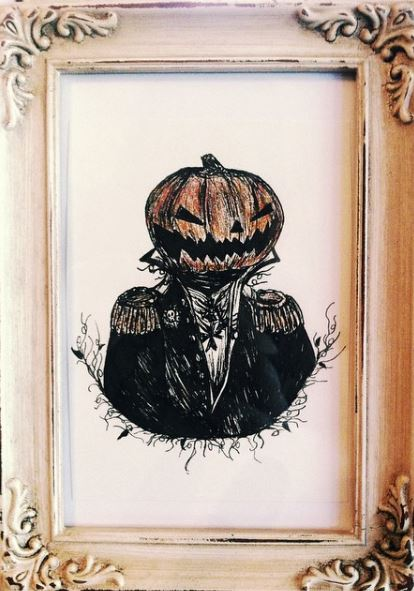 Colonel Pumpkin