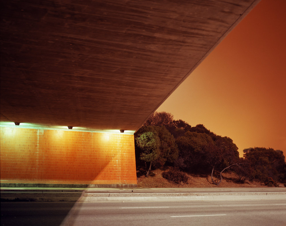 LAX Underpass